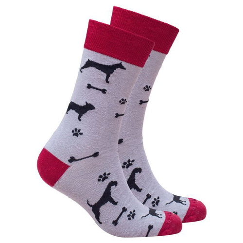 Men's Shadow Dog Socks