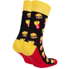 Load image into Gallery viewer, Men's Fries Socks