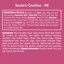 Load image into Gallery viewer, Santa's Cookies