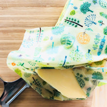Big Flat Wrap | 100% Cotton Beeswax Wraps | Bee Green Food Wraps