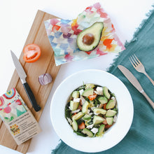Lunch Pack (1 x Sandwich, 2 x Snack) | Beeswax Wraps