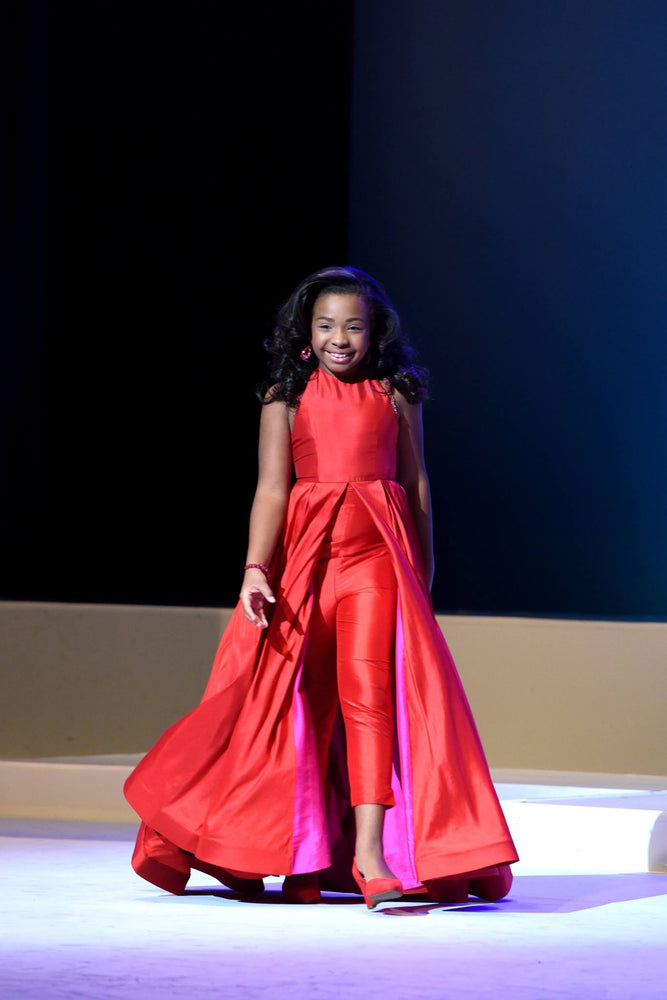 International Junior Miss PRINCESS 2016 - Fun Fashion