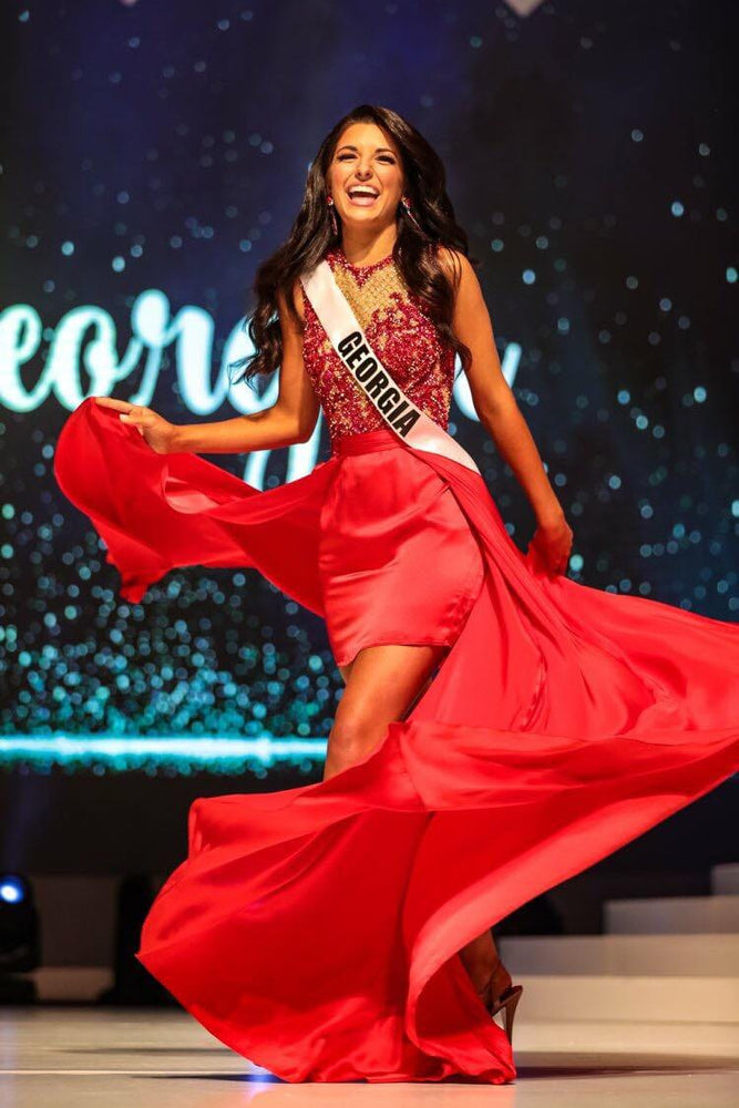 Miss Georgia Collegiate America 2018