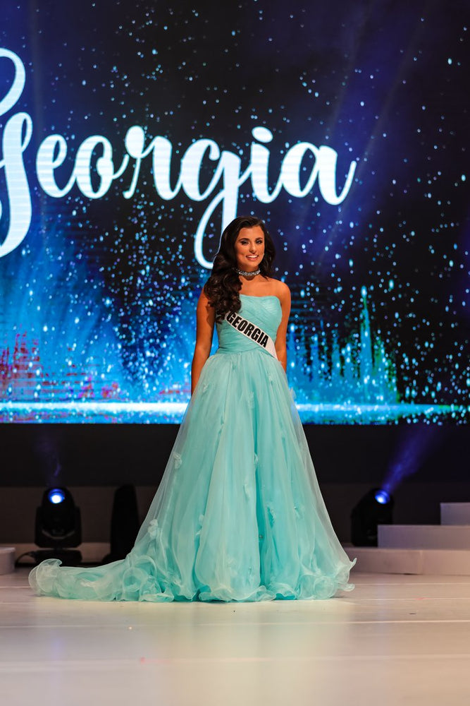 Miss Georgia Jr High America 2018 - Evening Gown