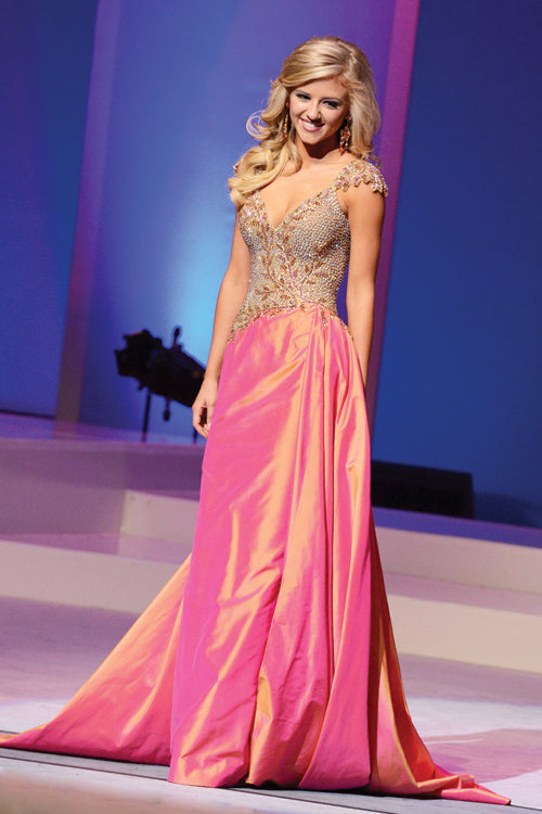 International Junior Miss TEEN 2014 - Evening Gown