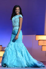 International Junior Miss JR TEEN 2015 - Evening Gown