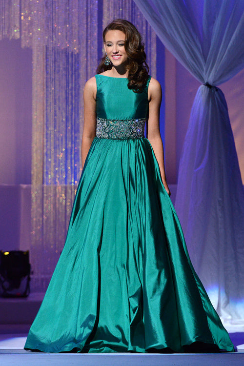 International Junior Miss PRETEEN 2015 - Evening Gown