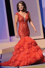 International Junior Miss MISS 2014 - Evening Gown