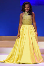 International Junior Miss PRINCESS 2016 - Evening Gown