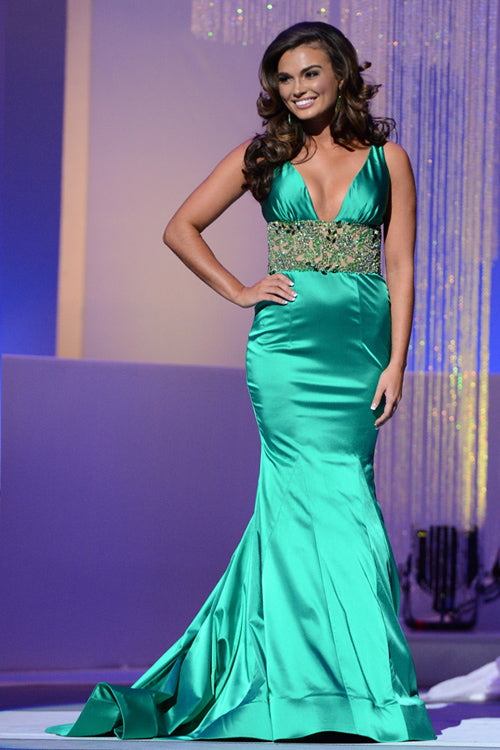 International Junior Miss MISS 2015 - Evening Gown