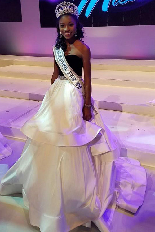 International Junior Miss JR TEEN 2016 - Evening Gown