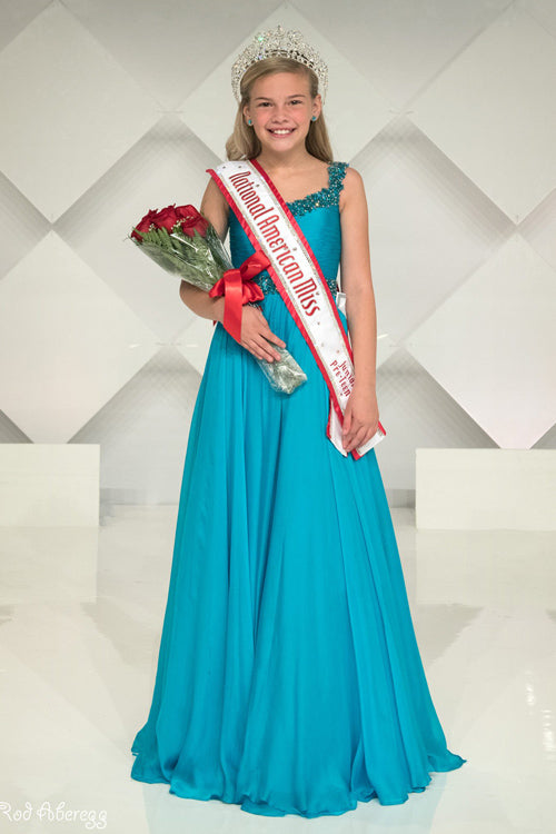 National American Miss JR PRETEEN 2018