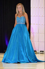 Miss Jr Teen America 2015 - Evening Gown