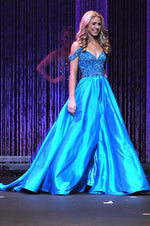 Miss Minnesota Teen USA 2017 - State Evening Gown