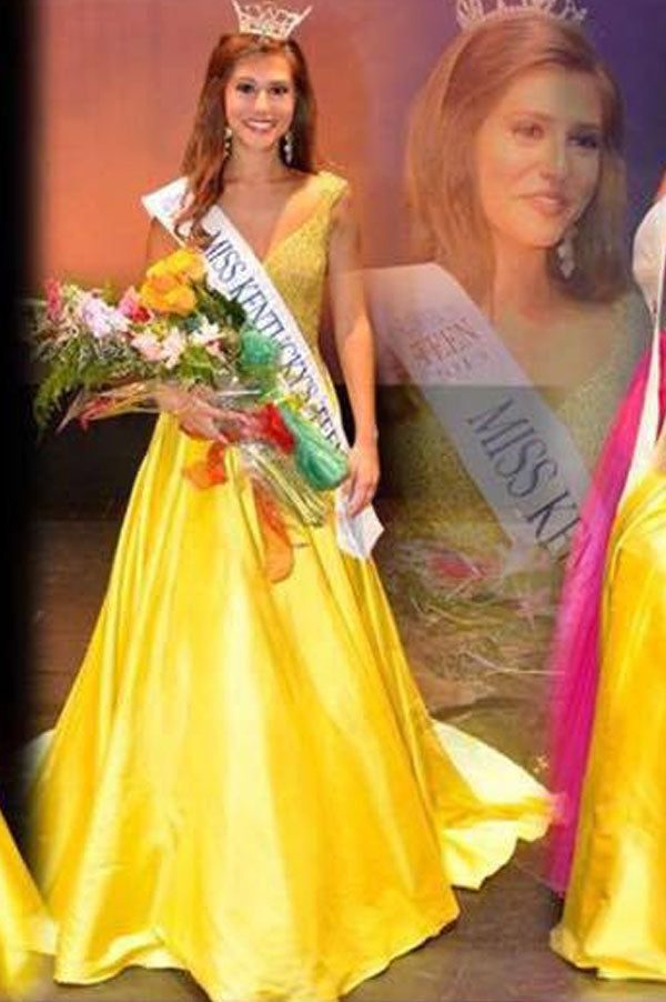 Miss Kentucky's Outstanding Teen 2015 - State Evening Gown