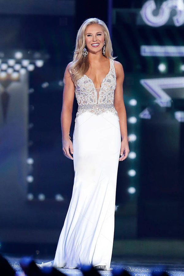 Miss Mississippi 2015 - Evening Gown