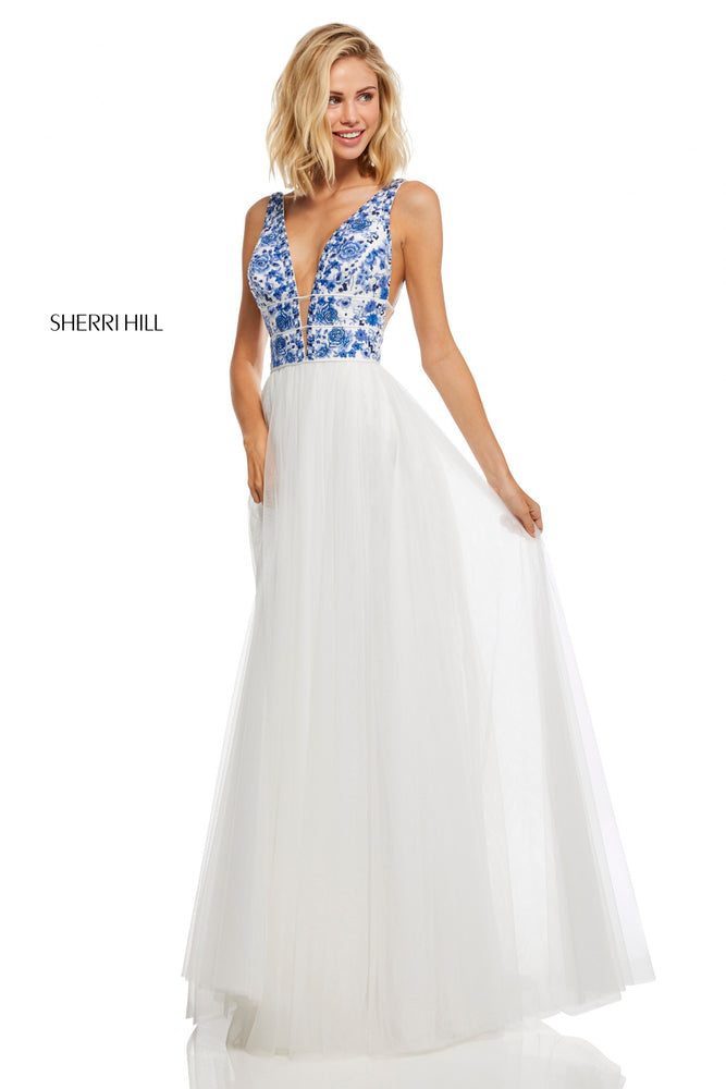 Sherri Hill 52672 (continued)