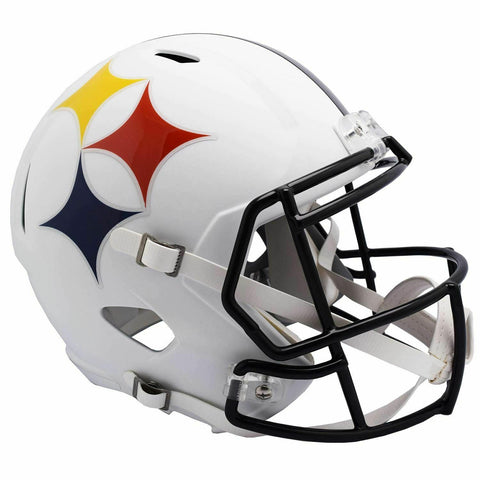 CASCO MINI SPEED AMP STEELERS RIDDELL