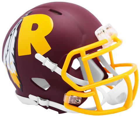 CASCO MINI SPEED AMP REDSKINS RIDDELL