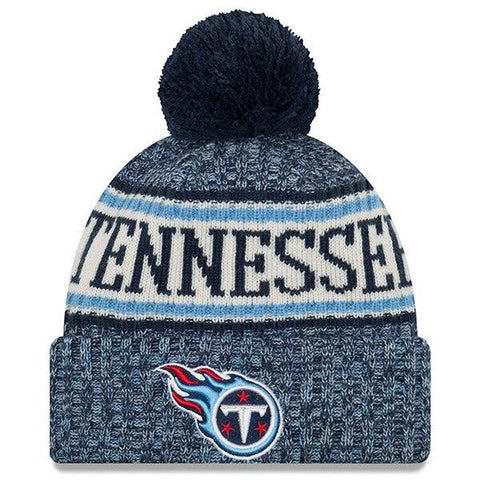 GORRO SPORT KNIT 18 TITANS NEW ERA