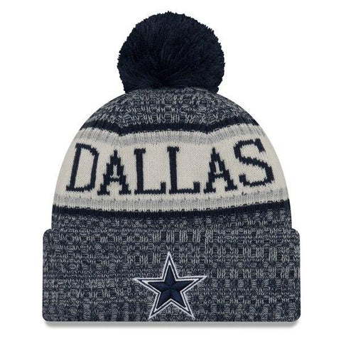 GORRO SPORT KNIT 18 COWBOYS NEW ERA