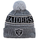 GORRO SPORT KNIT 18 REV RAIDERS NEW ERA