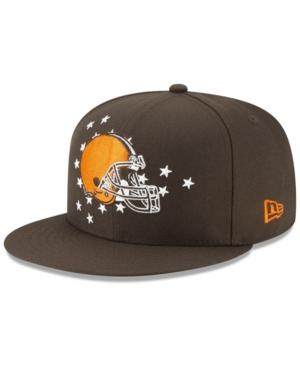 GORRA 5950 DRAFT 19 BROWNS