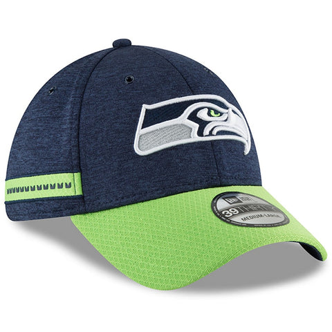 GORRA 3930 ON FIELD 18 SEAHAWKS