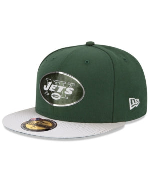 GORRA 5950 DRAFT 15 JETS
