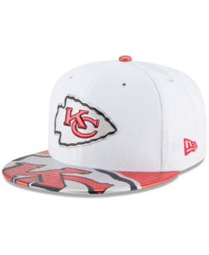 GORRA 5950 DRAFT 17 CHIEFS