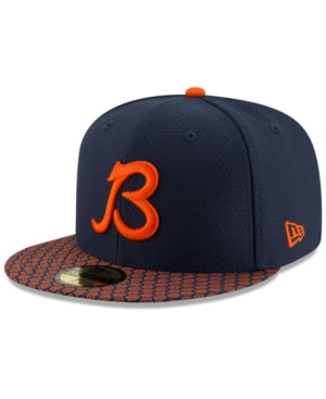 GORRA 5950 ON FIELD 17 BEARS THROWBACK