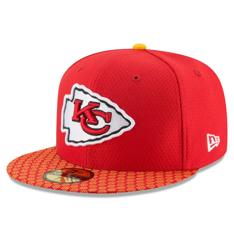 GORRA 5950 ON FIELD 17 CHIEFS