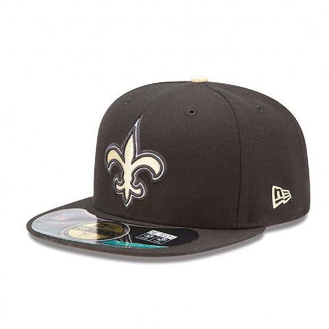 GORRA 5950 ON FIELD GM SAINTS