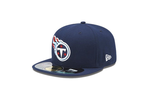 GORRA 5950 ON FIELD GM TITANS