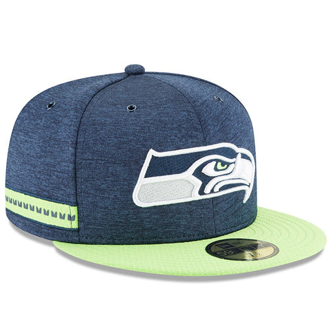 GORRA 5950 ON FIELD 18 SEAHAWKS