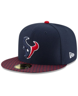 GORRA 5950 ON FIELD 17 TEXANS