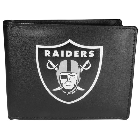 CARTERA BI FOLD WALLET RAIDERS