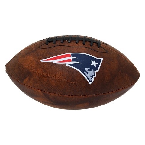 BALON THROWBACK JR PATRIOTS WTF1539XBNE