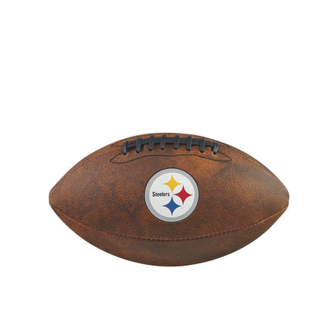 BALON THROWBACK JR STEELERS WTF1539XBPT