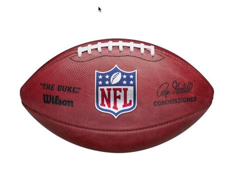 BALON NFL THE NEW DUKE AUTHENTIC WILSON