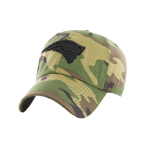 GORRA ´47 CLEAN UP CAMO PATRIOTS