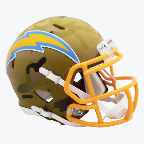 CASCO MINI SPEED CAMO CHARGERS RIDDELL