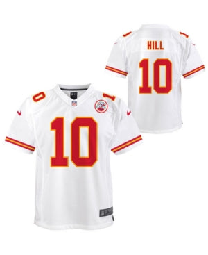 JERSEY GAME YTH CHIEFS HILL BL NIÑO