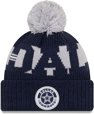 GORRO SPOT KNIT 20 COWBOYS NEW ERA