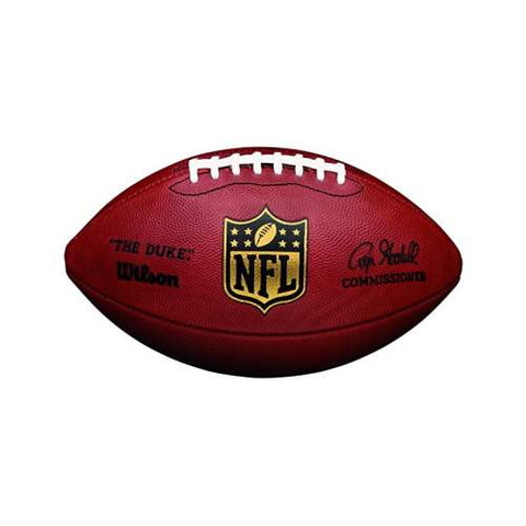 "BALON NFL AUTHENTIC ""THE DUKE"""