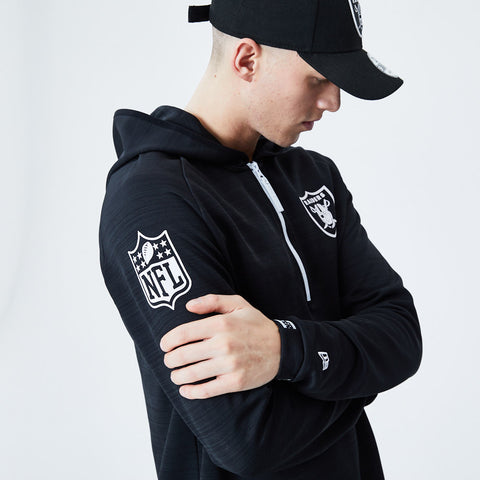 SUDADERA NE 19 ENGINEERED RAIDERS HOMBRE