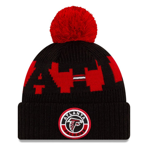 GORRO SPORT KNIT 20 FALCONS NEW ERA