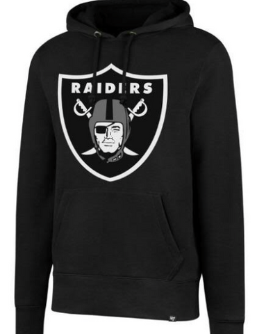 SUDADERA 47 WM HOOD RAIDERS DAMA