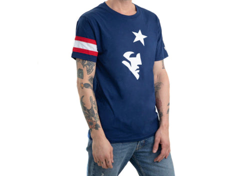 PLAYERA NE 19 LOGO ELEMENTS PATRIOTS NEW ERA HOMBRE