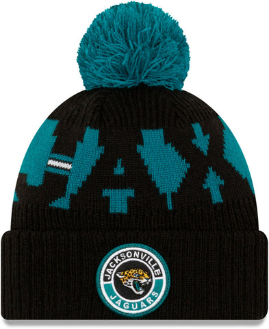 GORRO SPORT KNIT 20 JAGUARS NEW ERA